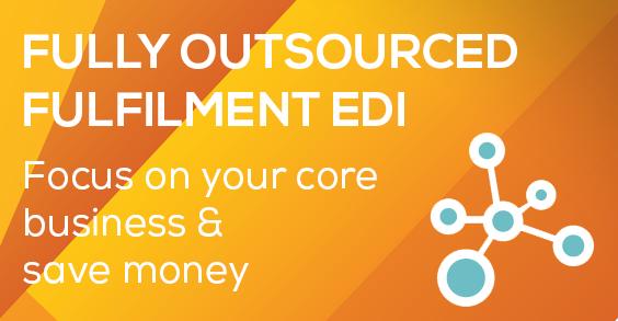 Outsourced Fulfilment EDI benefits