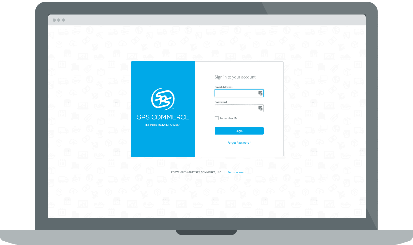 SPS Commerce Login for Fulfillment, Assortment and Community