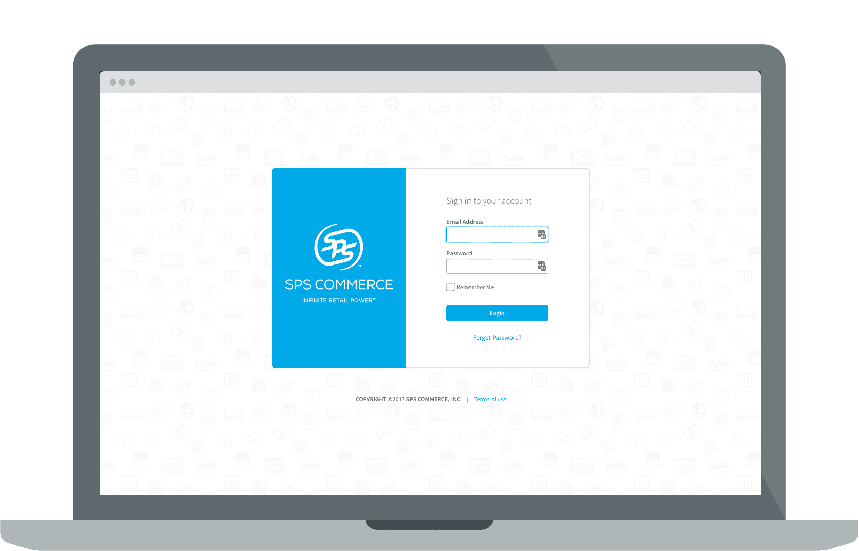 SPS Commerce Fulfillment Login