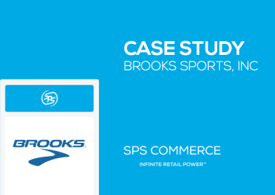 Brooks Sports, Inc.