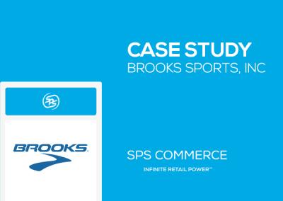 Brooks Sports, Inc.