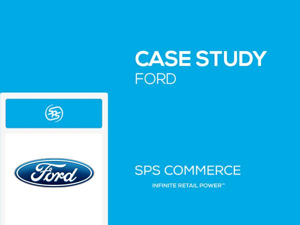 Ford Australia case study