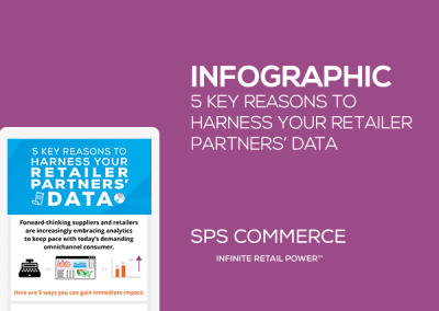 5 Key Reasons to Harness Your Retailer Partners' Data