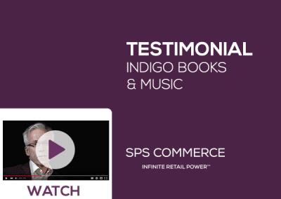 Indigo Books & Music (TBR)