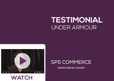 Under Armour: An Analytics Testimonial