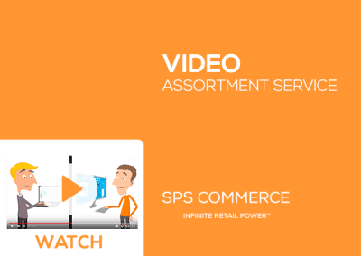 Assortment Service from SPS Commerce