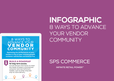 8 Ways to Advance your Vendor Community