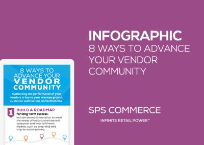 8 Ways to Advance your Vendor Community