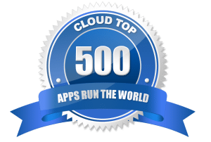 Cloud Top 500 Badge - Apps Run The World-2