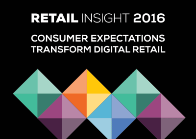 Retail Insight: Consumer Expectations Transform Digital Retail