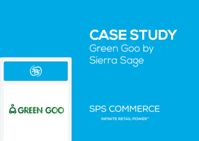 Green Goo by Sierra Sage grows its business thanks to connections made at SPS Commerce In:fluence  [Case Study]