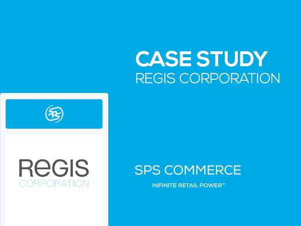 regis corporation sps commerce