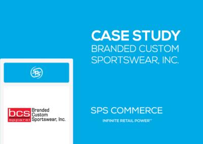 Branded Custom Sportswear Inc