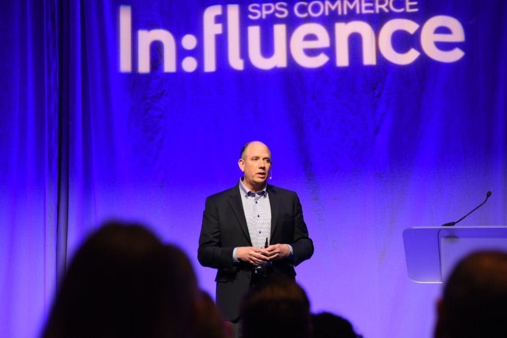 Dennis McTighe ORourke Sales Company SPS Commerce influence 2017