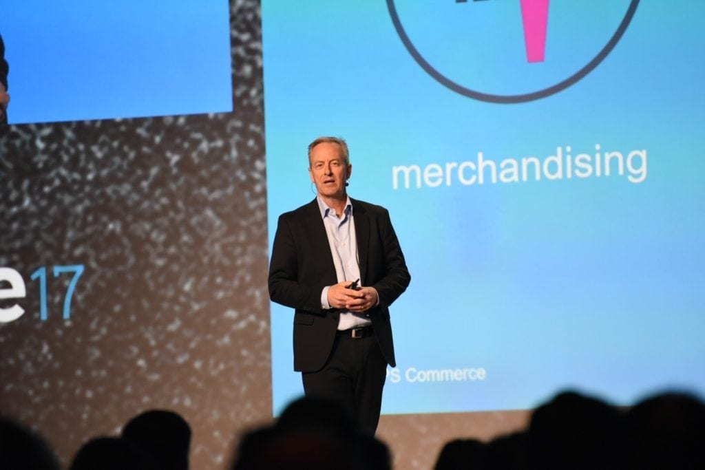 Jim Frome, SPS Commerce Influence 2017, omnichannel