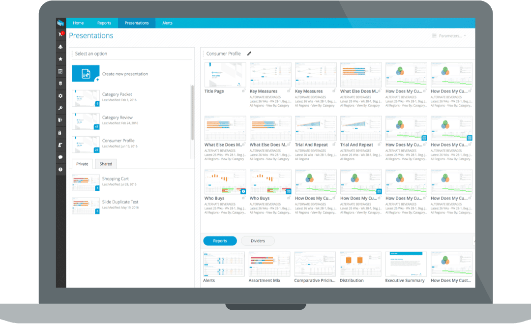 1screen for critical data needs from SPS Commerce