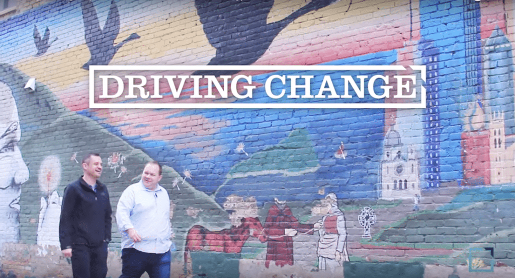 Driving Change with SPS Commerce CTO Jamie Thingelstad