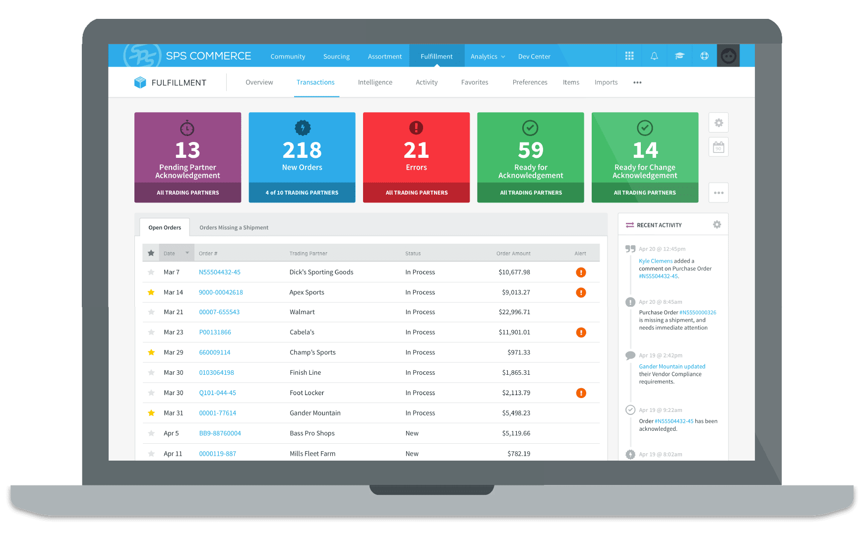 Sps Commerce Edi Services And Platform Edi Provider