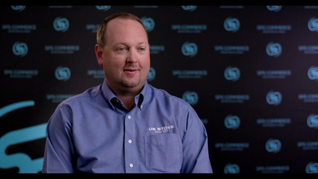 united states stove company sps commerce analytics video testimonial