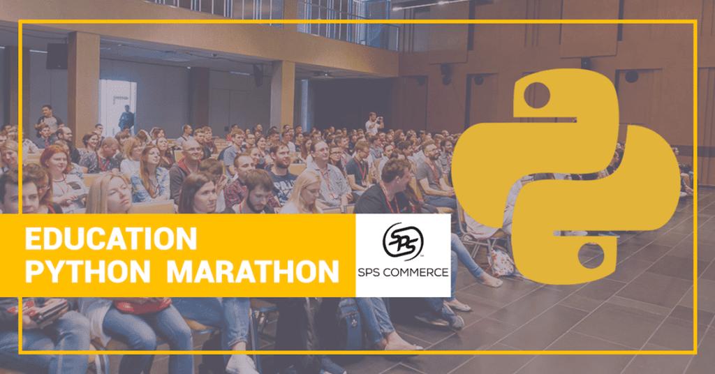 Highlights from Python Marathon by SPS Commerce in Ukraine 9