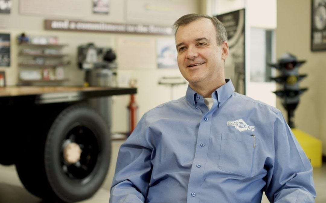 A well-oiled supply chain, Princess Auto and SPS Commerce