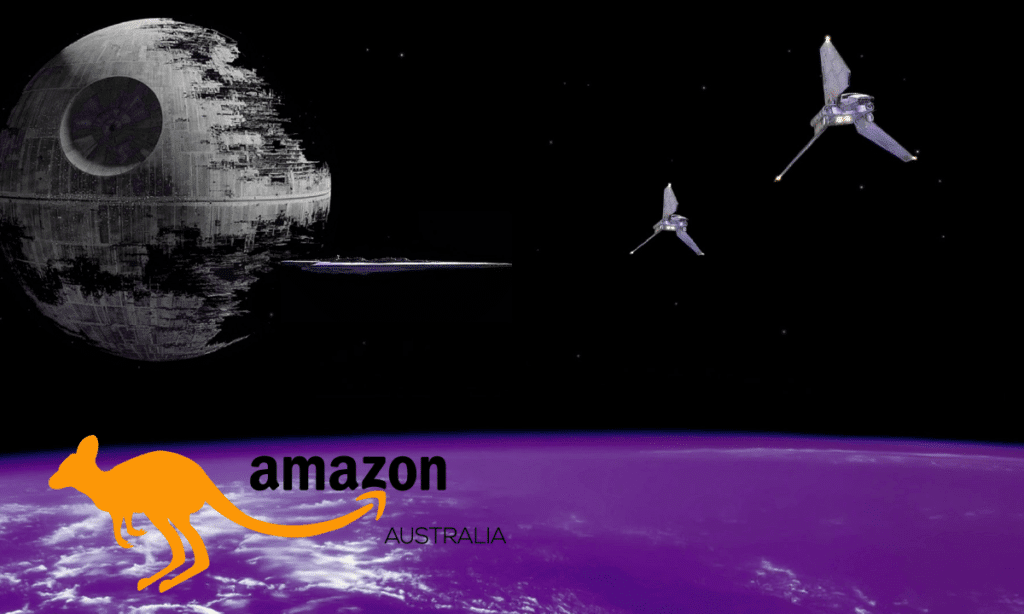 Blog picture – Amazon Australia is fully armed and operational