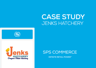 Jenks Hatchery Case Study