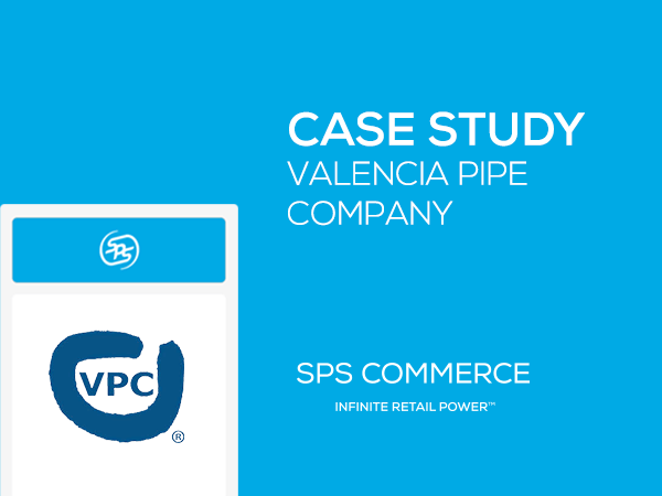 Valencia Pipe takes more brands to market with supply chain automation [Case Study]