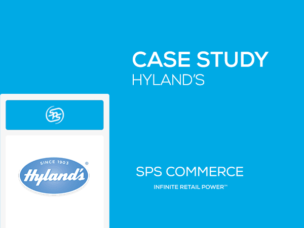 Hyland's cures its EDI woes, saves $45K annually [Case Study]