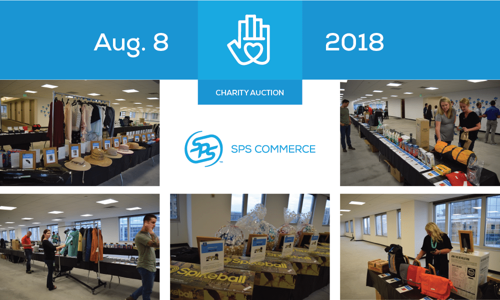 SPS Commerce Charity Blog Header 2018