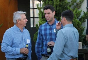 SPS Commerce networking event, San Francisco