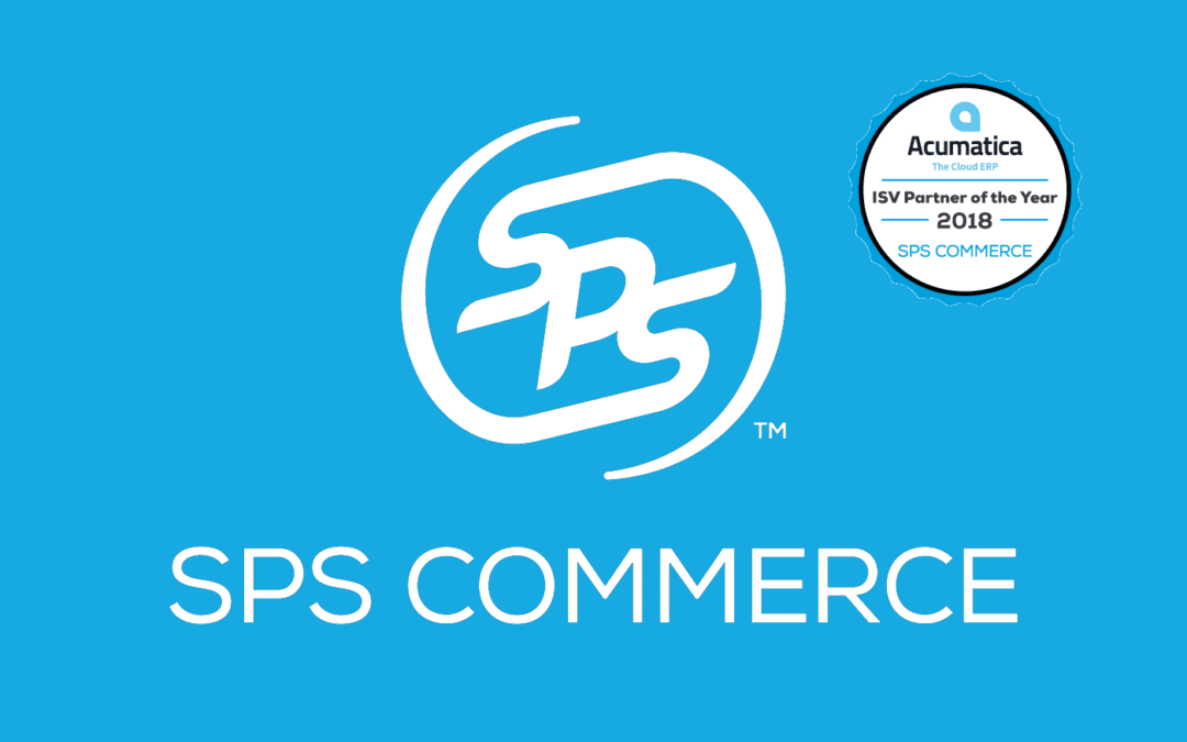 SPS Commerce named Acumatica ISV Partner of the Year