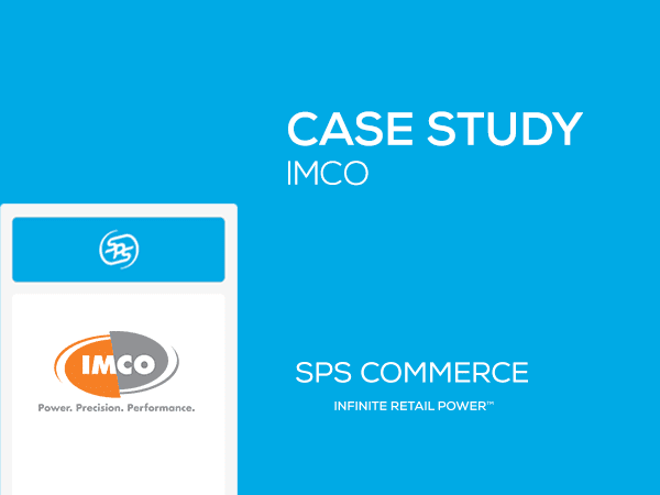 How IMCO Carbide Tool used EDI to rise to the top [Case Study]