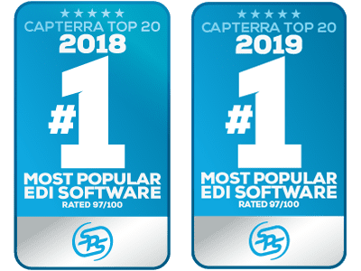 SPS Commerce is #1 EDI Provider for 2018 according to Capterra
