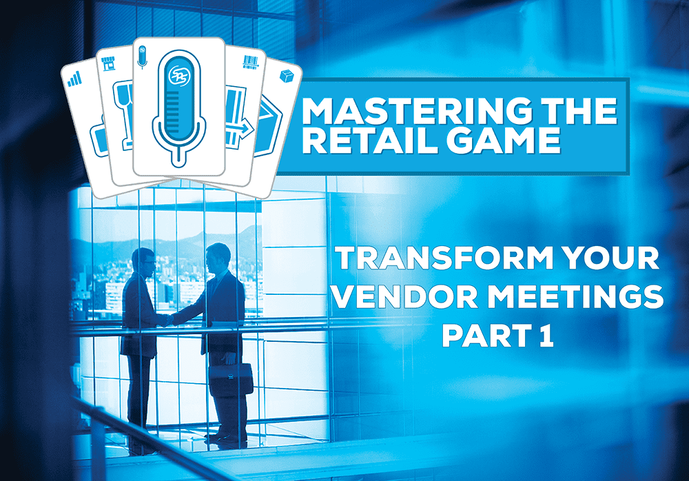 Transform Your Vendor Meetings - Part 1 | Mastering the
