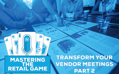 Transform Your Vendor Meetings – Part 2