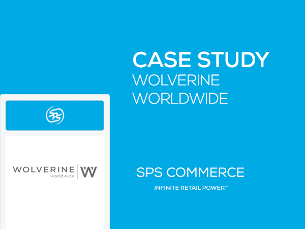 fab9936089e Wolverine Uses Retail Analytics from SPS to Increase Sales