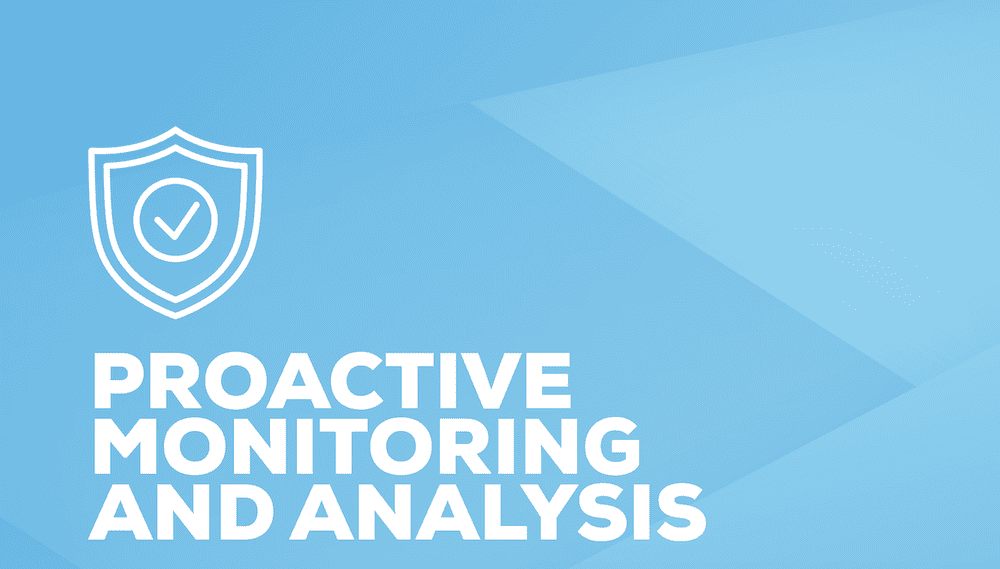 full-service EDI proactive monitoring and analysis