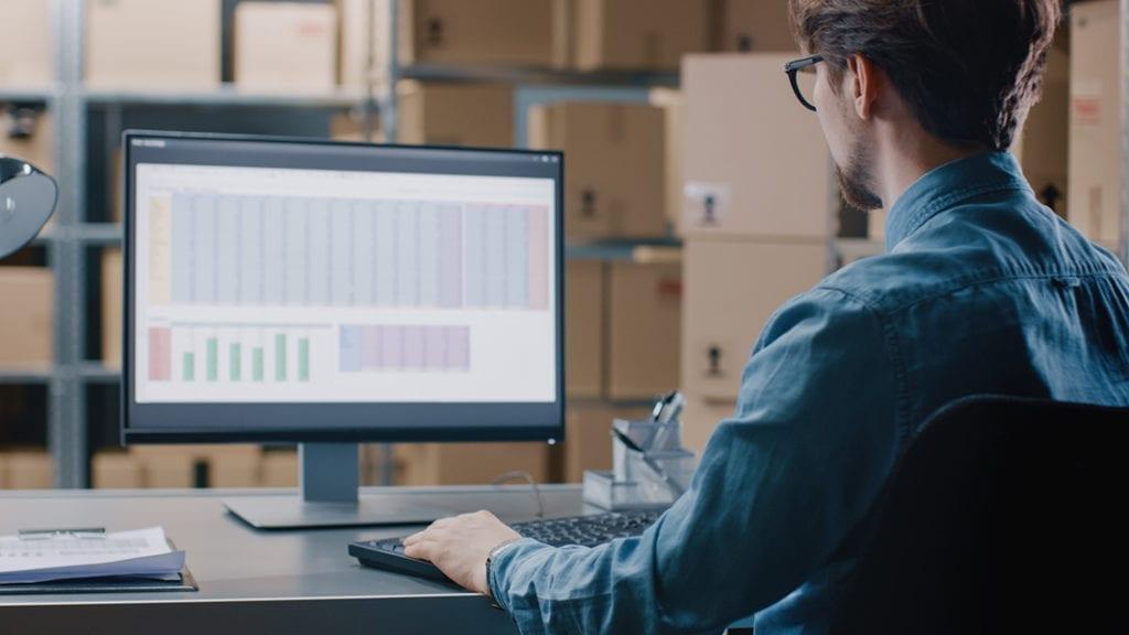 Simplifying item data management