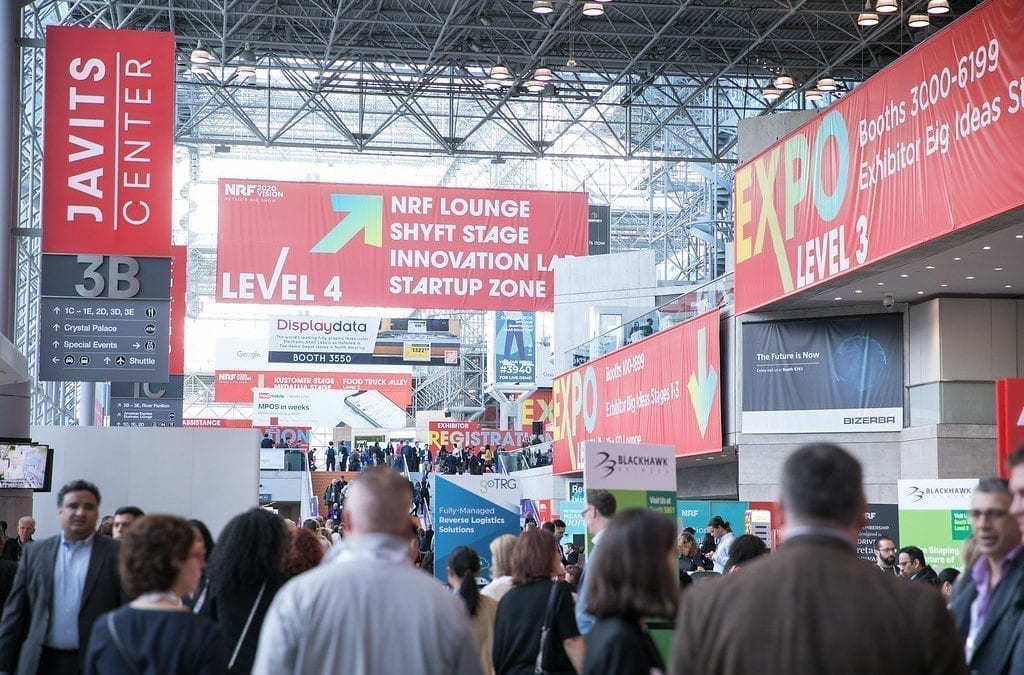 Three of the Biggest Takeaways from NRF 2020