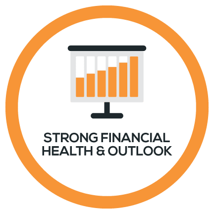 Business Continuity - Strong Financial Health & Outlook