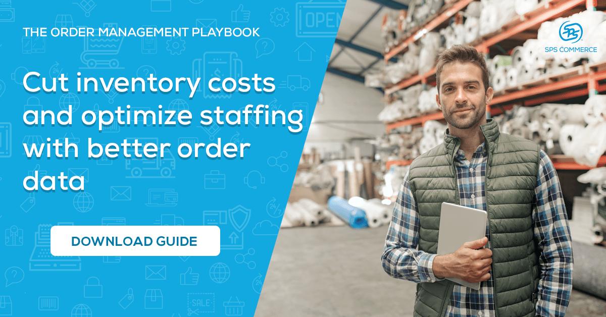 Order Management Playbook Download