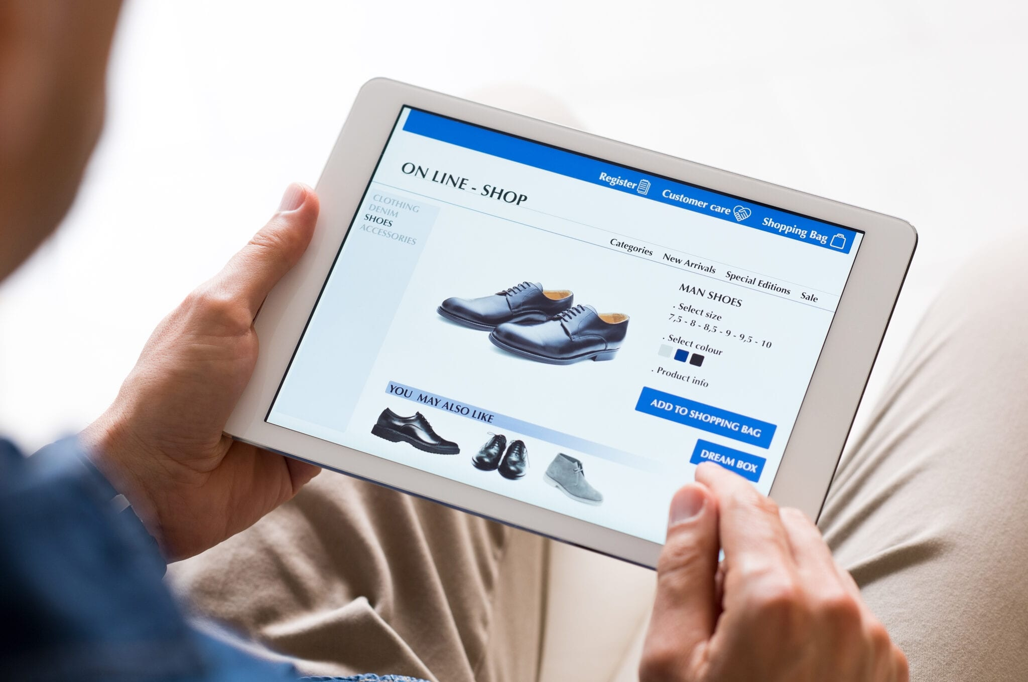 Improve returns strategy with better e-commerce item descriptions.