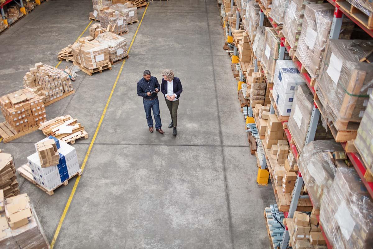 Distribution Center Floor Manager