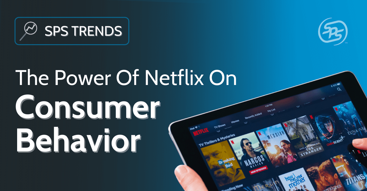 the affect top tv shows have on consumer behavior