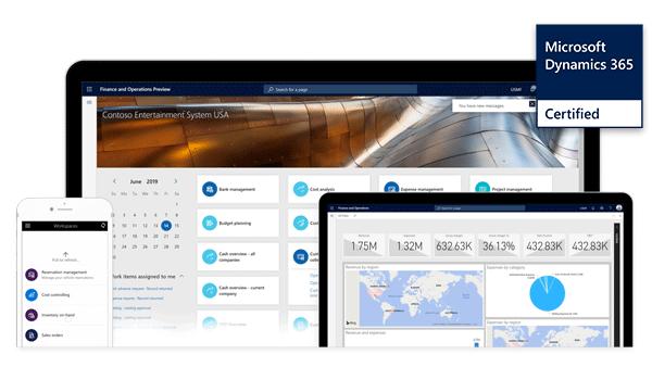 Microsoft Dynamics F&SCM EDI Integration from SPS Commerce