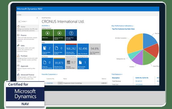 Microsoft Dynamics NAV EDI Integration from SPS Commerce