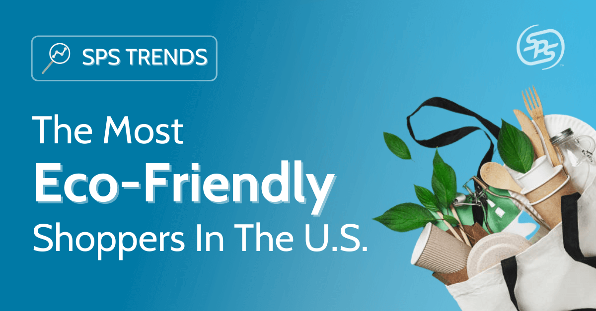 The most eco friendly shoppers in the U.S.