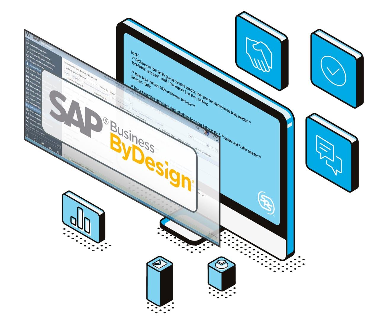 SAP ByDesign EDI Integration from SPS Commerce