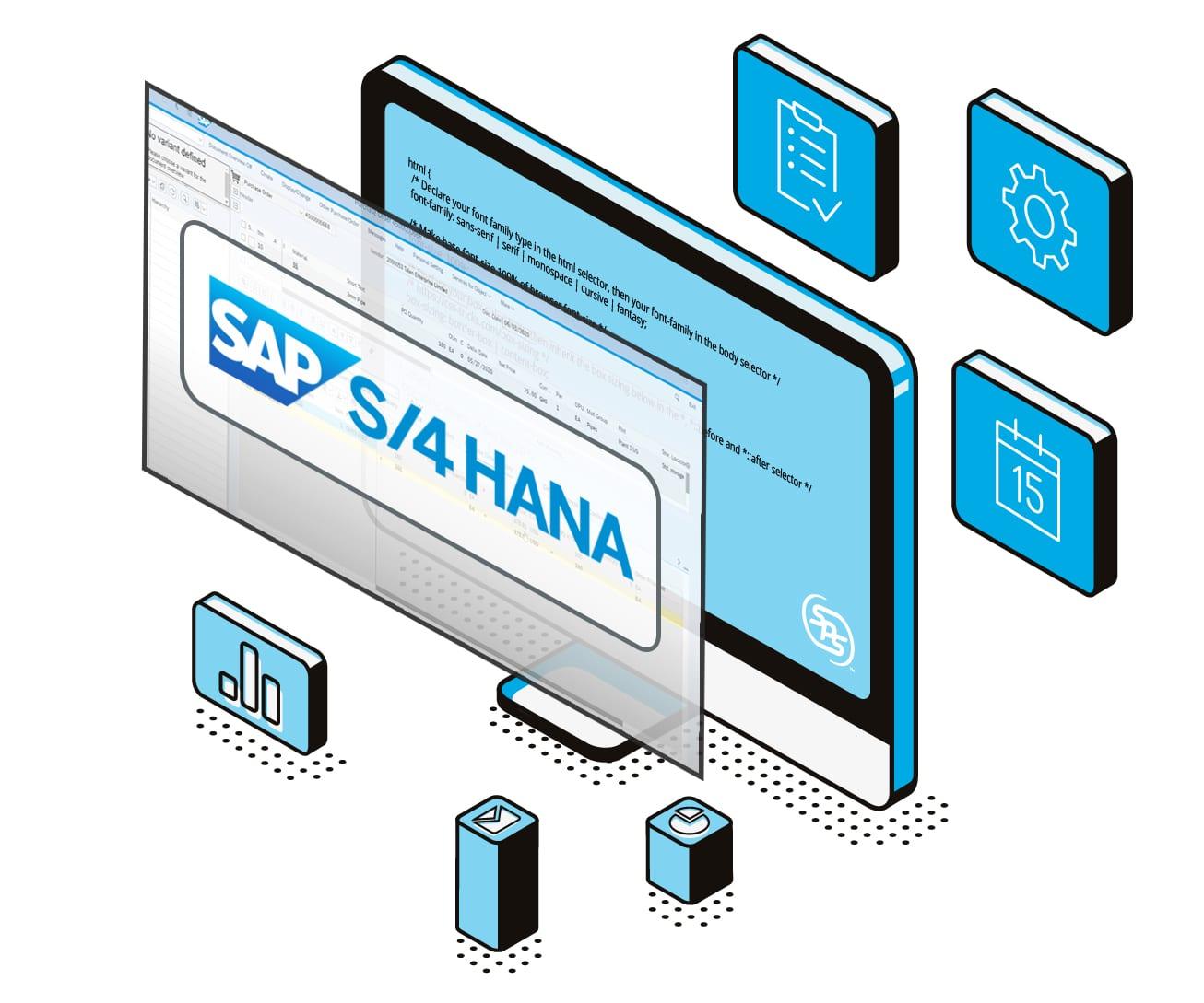 SAP S/4 Hana EDI integration from SPS Commerce